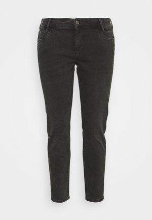 Jeans Skinny Fit - clean mid stone grey denim