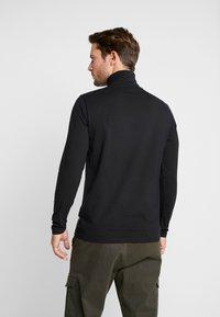 Casual Friday - CFSTEFAN - Long sleeved top - black - 2
