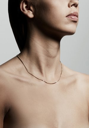 Necklace - ox gold