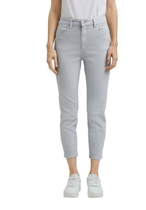 Trousers - light blue lavender