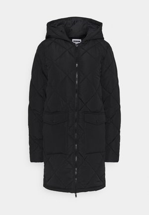 NMFALCON JACKET - Classic coat - black