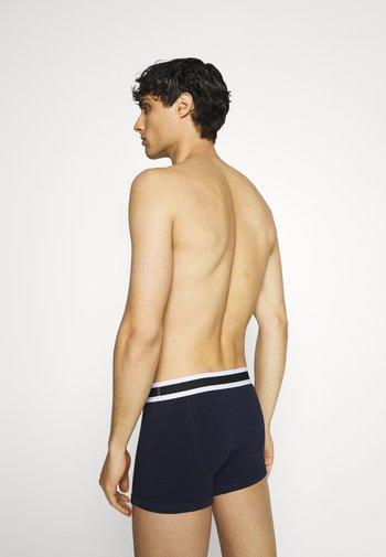 LORANO FASHION TRUNKS 5 PACK - Culotte - black/grey/light blue