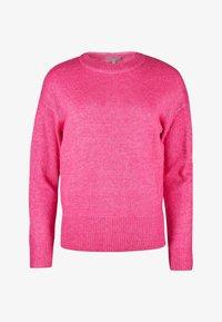 Oliver Bonas - STITCH DETAIL  - Jumper - pink - 0