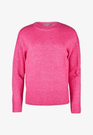 STITCH DETAIL  - Jumper - pink