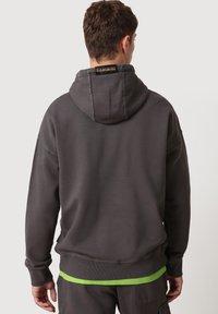 Napapijri - Hoodie - dark grey solid - 2