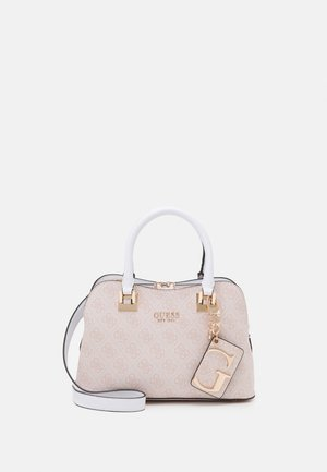 MIKA SMALL GIRLFRIEND SATCHEL - Handbag - blush