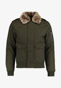 Schott - AIR - Winter jacket - olive - 7