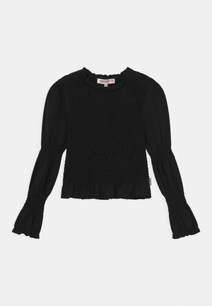 HARLOES - Langarmshirt - deep black