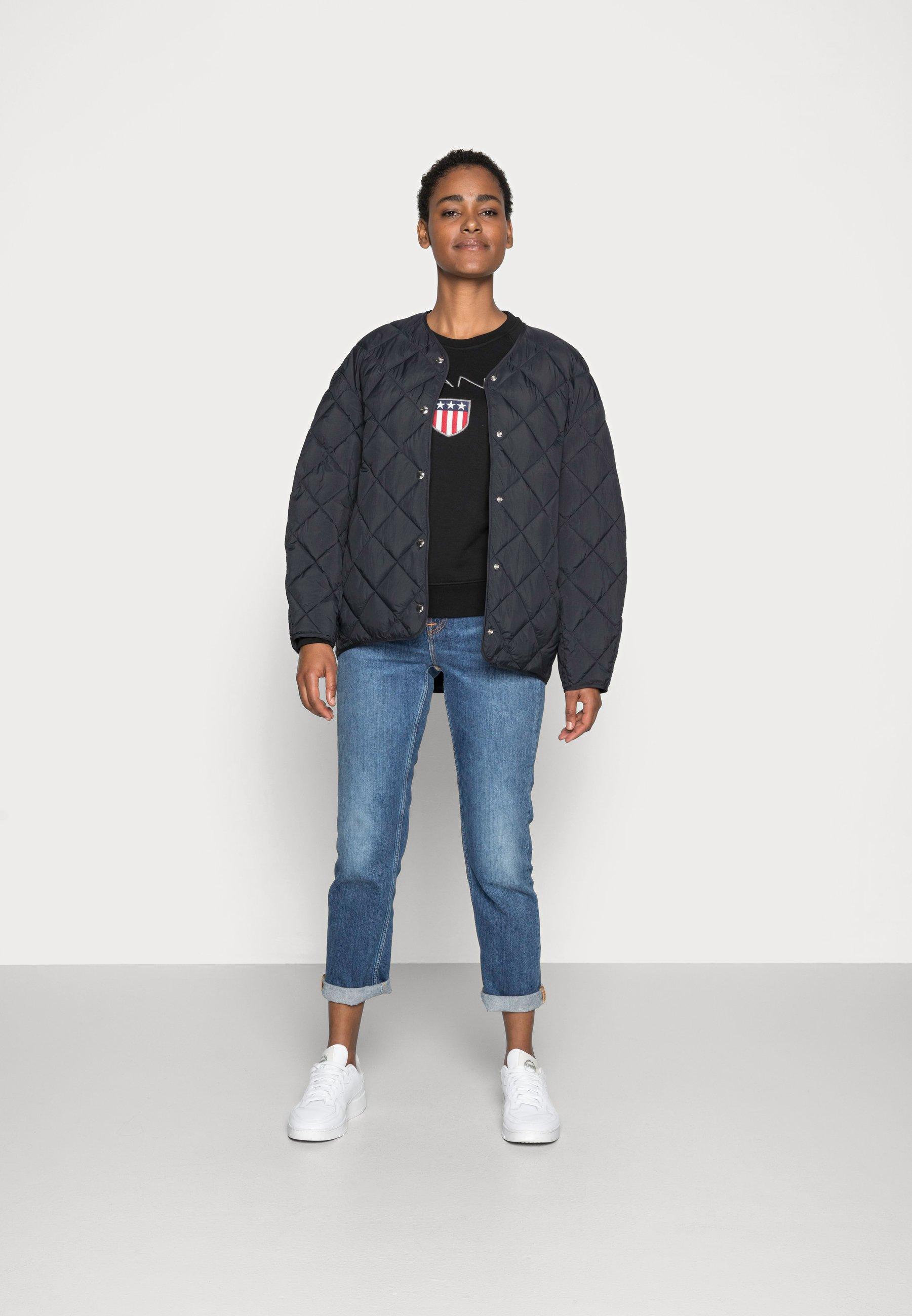 Women SHIELD LOGO C NECK  - Sweatshirt