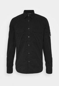LONG SLEEVE - Shirt - black