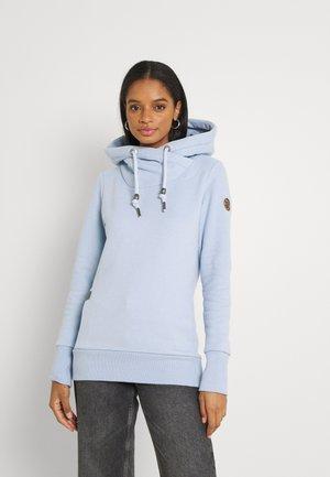GRIPY BOLD - Sweatshirt - light blue