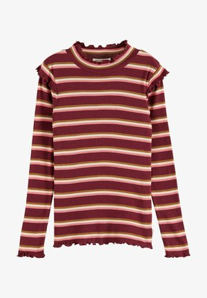 Long sleeved top - combo t