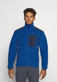 Norrøna - TROLLVEGGEN THERMAL PRO JACKET - Fleece jacket - blue - 0