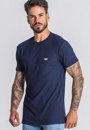 T-shirts basic - navy blue