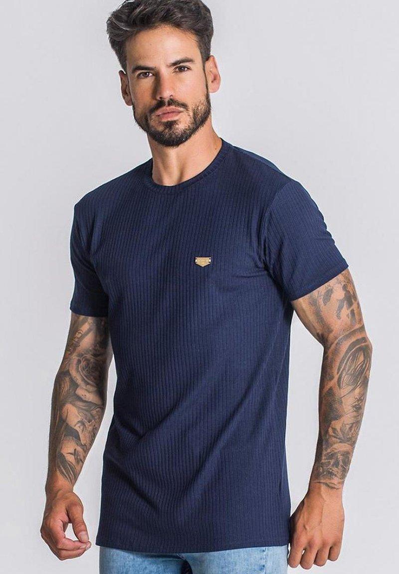 Gianni Kavanagh - T-shirt basique - navy blue