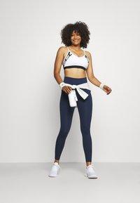 Nike Performance - ONE - Tights - midnight navy/black - 1