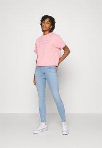 Levi's® - 720 HIRISE SUPER SKINNY - Jeans Skinny - galaxy piece of cake - 1