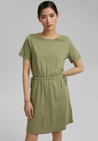 Esprit - Jersey dress - light khaki - 0