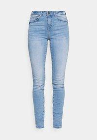 Noisy May - NMLUCY - Skinny džíny - light blue denim - 3