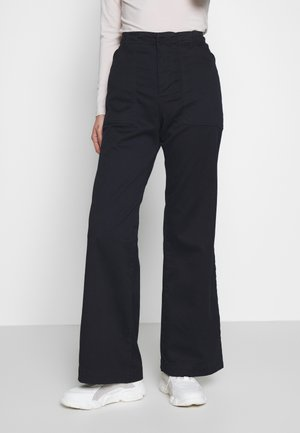 MAVISIW PANTS - Trousers - marine blue