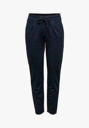 JDYPRETTY NEW PANT - Trousers - dark blue, dark blue