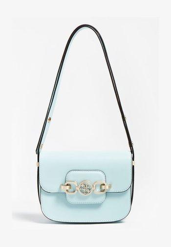 HENSELY - Handbag - himmelblau