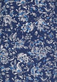 Springfield - PANT FLUIDO  - Bukse - blue - 2