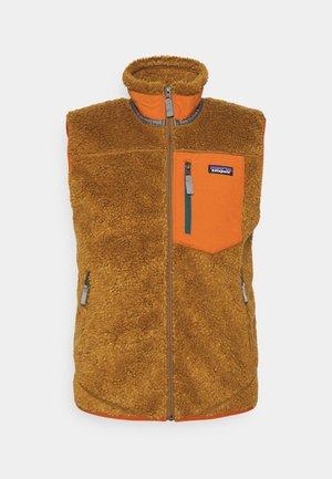 CLASSIC RETRO VEST - Väst - bear brown