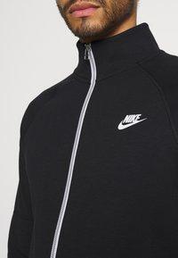 Nike Sportswear - MODERN - Sweatshirt - black/dark smoke grey/ice silver/white - 4