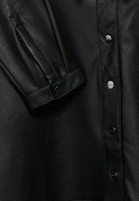 Street One - Shirt dress - schwarz - 4