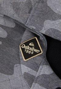 Quiksilver - TECH HOOD - Beanie - grey - 3