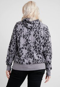 Nike Sportswear - GYM PLUS - Cardigan - grey/anthracite - 2