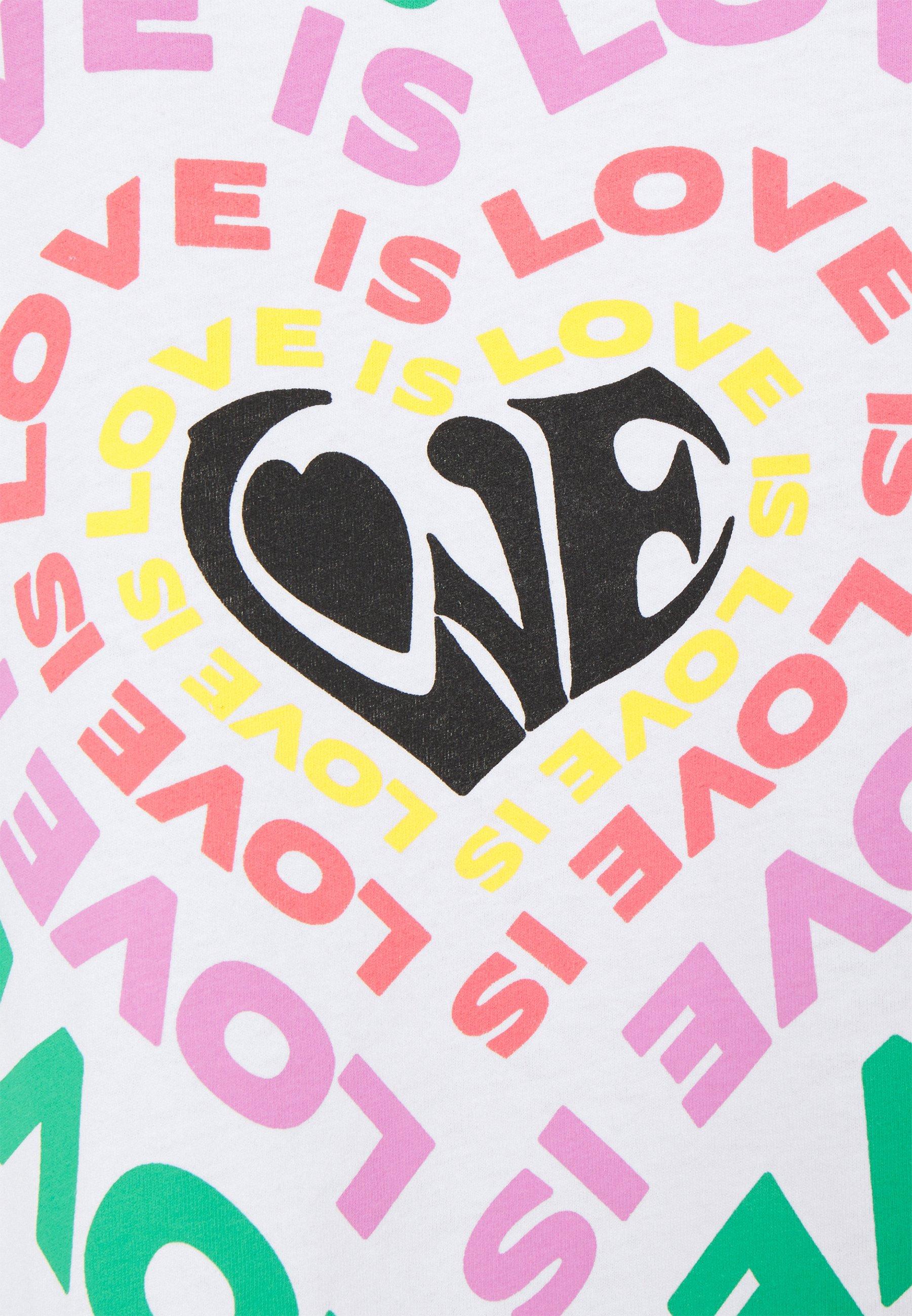 Women LOVE IS LOVE HEART PRIDE - Long sleeved top