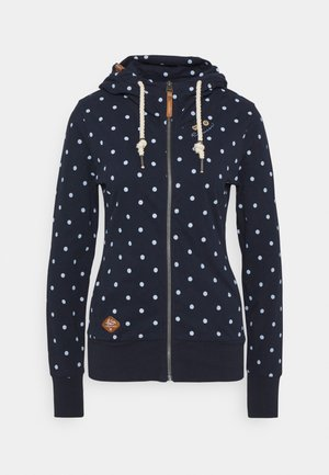 PAYA DOTS - Kardigan - navy