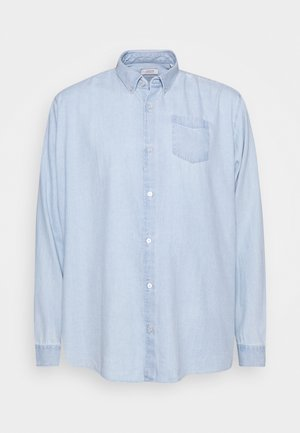 WASHED OXFORD - Overhemd - light blue