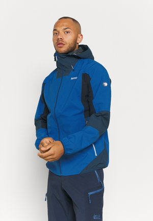 IMBER - Hardshell jacket - blue
