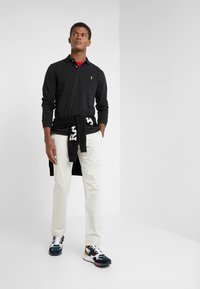 Polo Ralph Lauren - BASIC SLIM FIT - Polo - black - 1