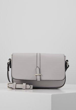 Skulderveske - light grey