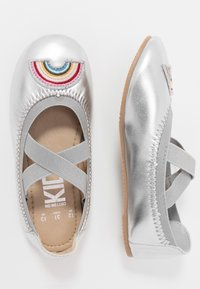 Cotton On - KIDS PRIMO - Ballet pumps - silver - 0