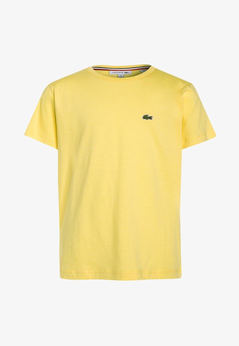 Lacoste - TURTLE NECK - T-shirt - bas - light