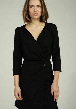 NHNR - Korte jurk - black