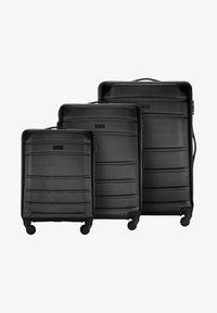 Wittchen - SET - Wheeled suitcase - schwarz - 0
