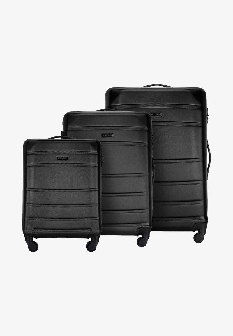 Wittchen - SET - Wheeled suitcase - schwarz
