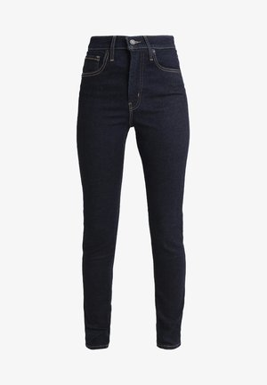 MILE HIGH SUPER SKINNY - Jeansy Skinny Fit - celestial rinse