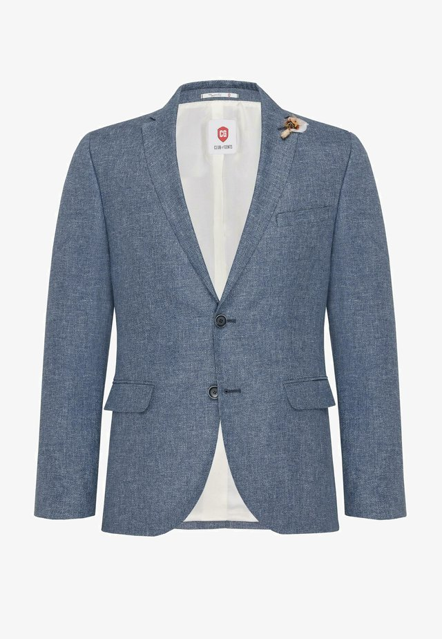 PAUL - Blazer jacket - blau