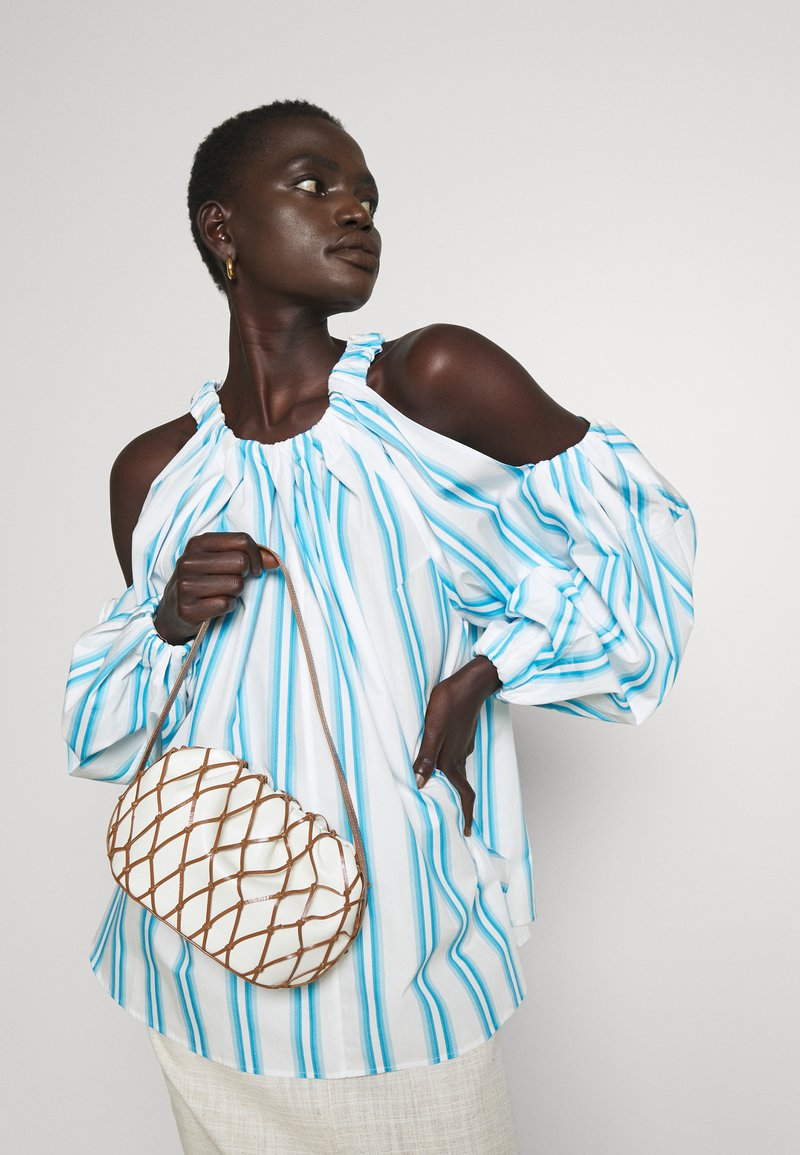 Rejina Pyo - SONNY BAG - Handbag - ivory/brown