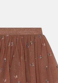 Hust & Claire - NAINA - Mini skirt - carob - 2