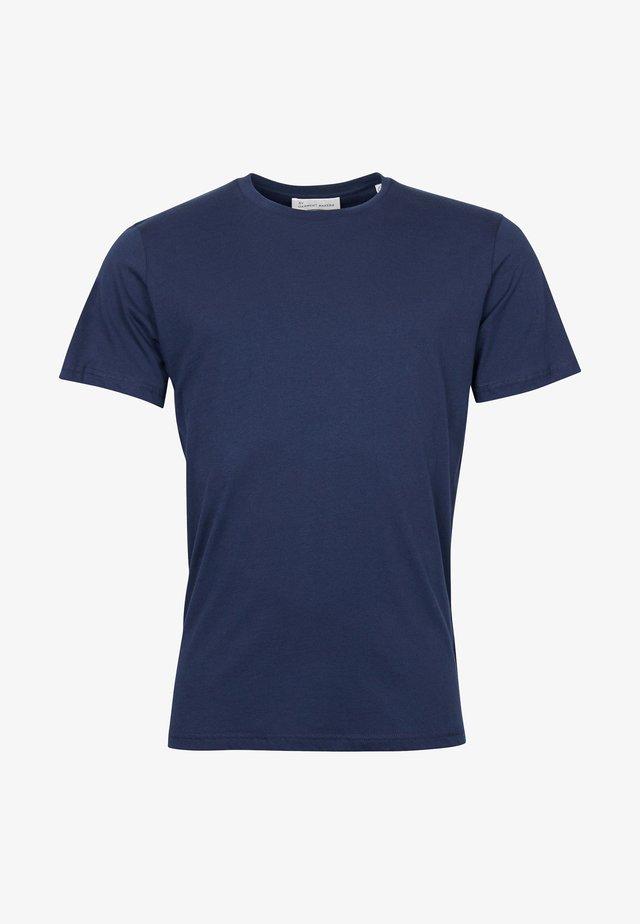 T-shirts basic - dark blue
