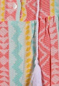 Zwillingsherz - KARLA - Shirt dress - bunt - 2