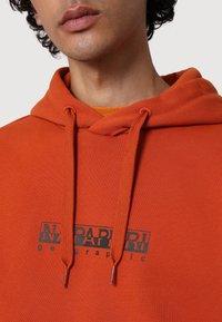 Napapijri - Sweatshirt - orange ginger - 3